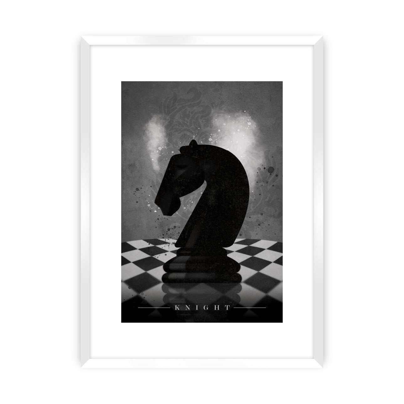 Plakát Chess III