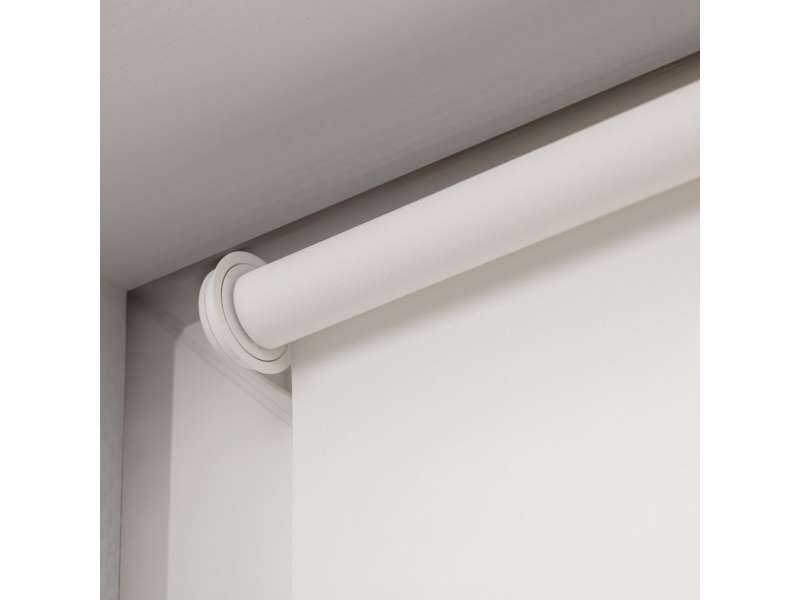 Mini blackout roller blind in collection Roller blind blackout, fabric: 056