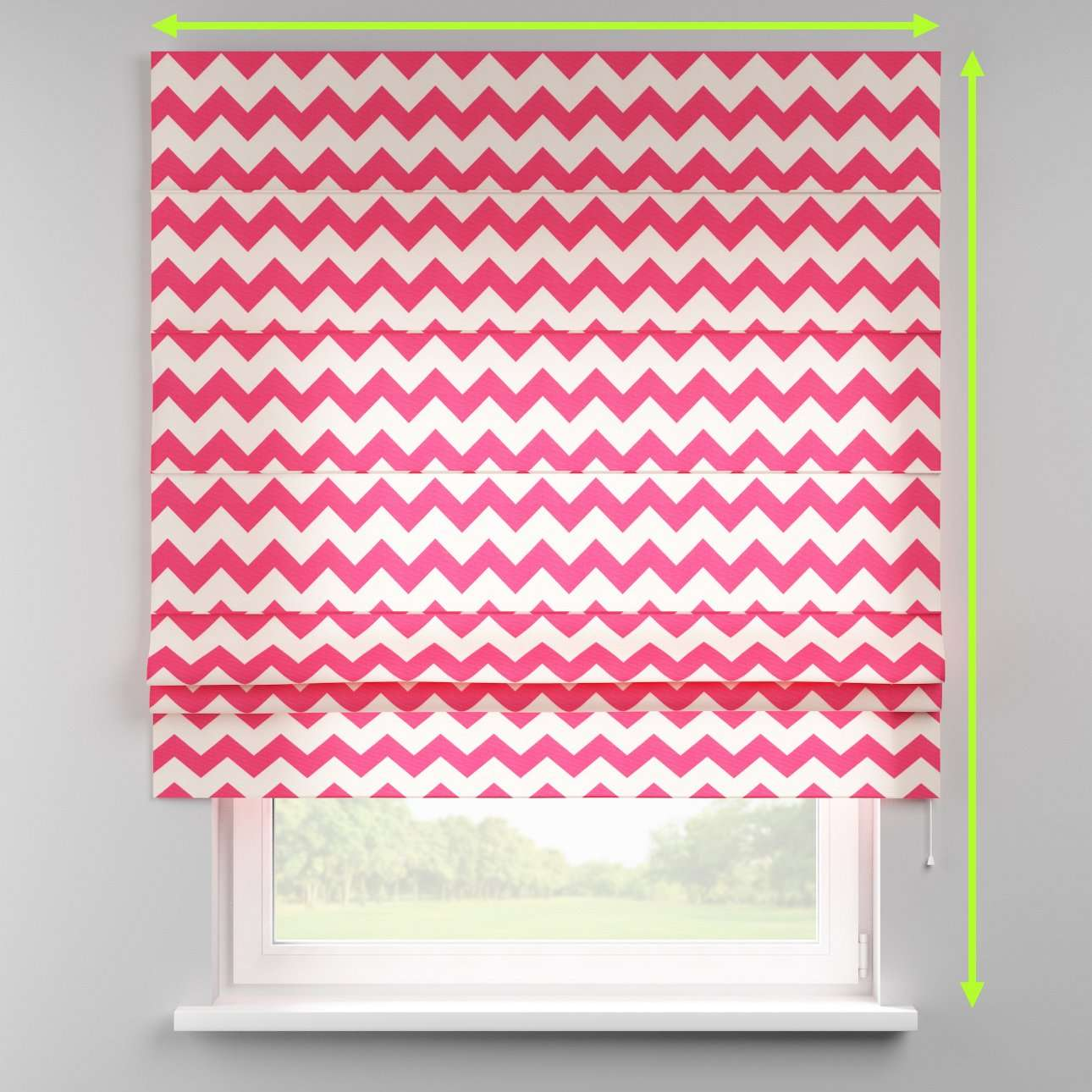 Padva roman blind  in collection Comics/Geometrical, fabric: 135-00