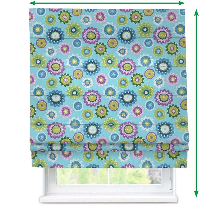 Padva roman blind  in collection Fleur , fabric: 137-20