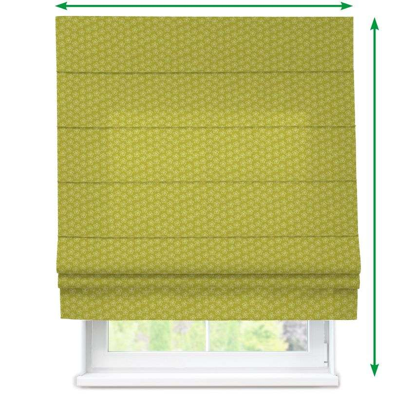 Padva roman blind  in collection Fleur , fabric: 137-58