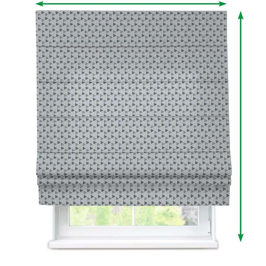 Padva roman blind  in collection Rustica, fabric: 138-17