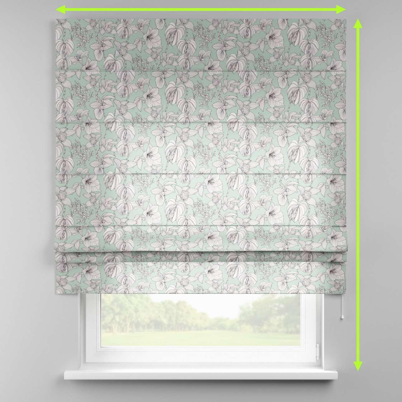 Padva roman blind in collection SALE, fabric: 137-76