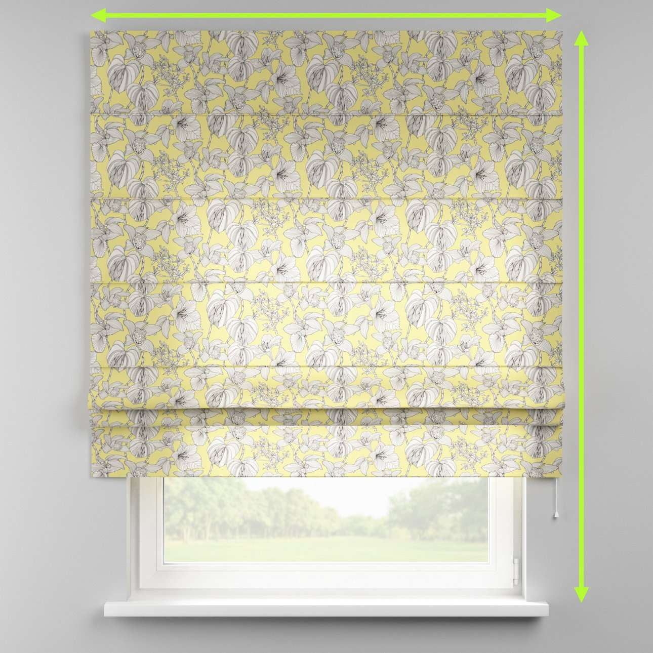 Padva roman blind in collection SALE, fabric: 137-78