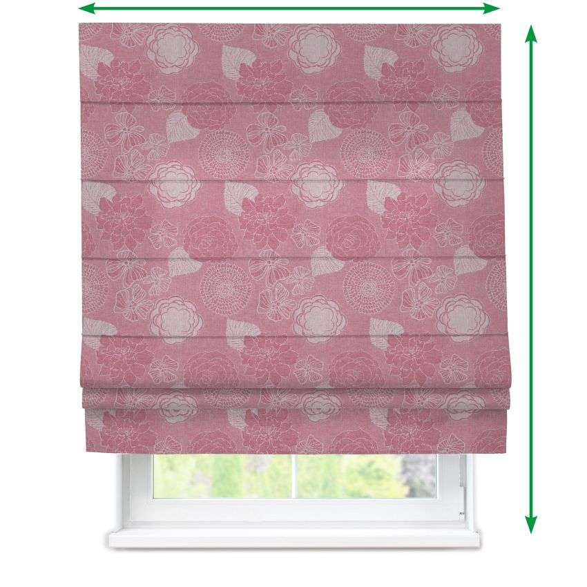 Padva roman blind  in collection Linen , fabric: 457-09