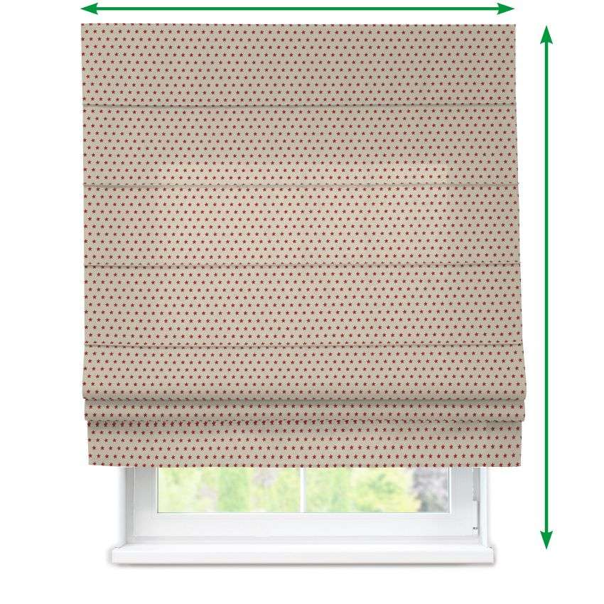 Padva roman blind  in collection Christmas, fabric: 629-10