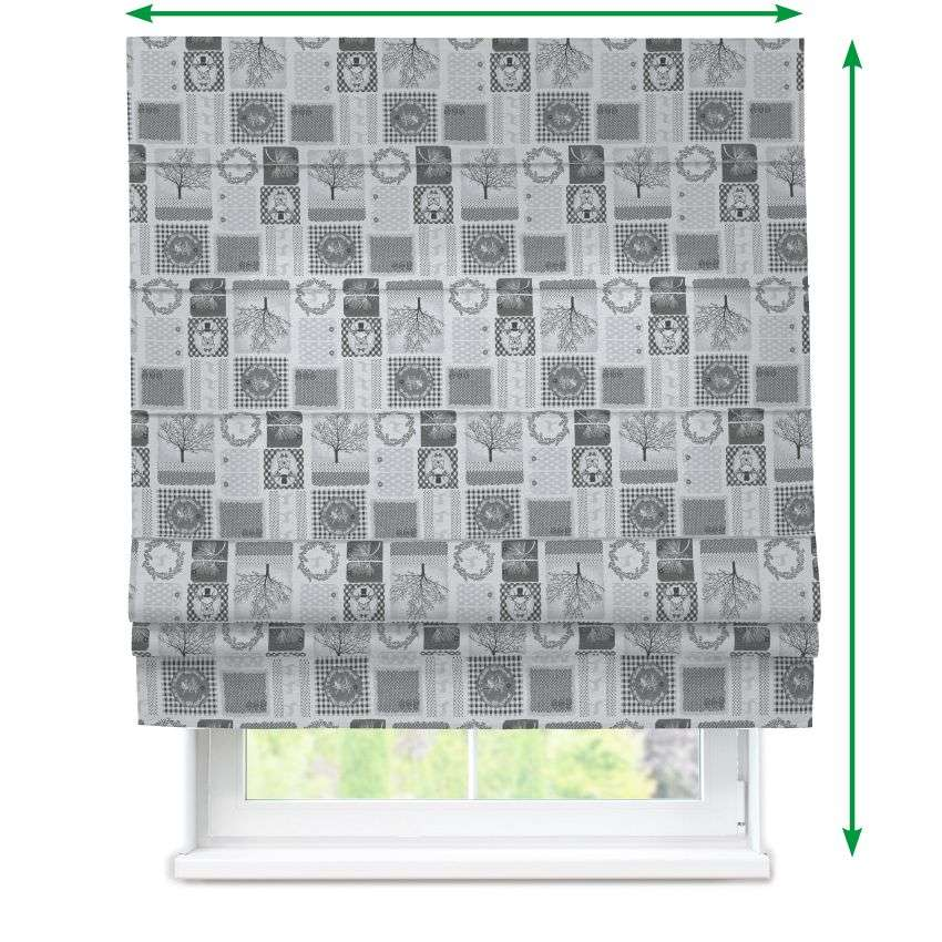 Padva roman blind  in collection Christmas , fabric: 630-20
