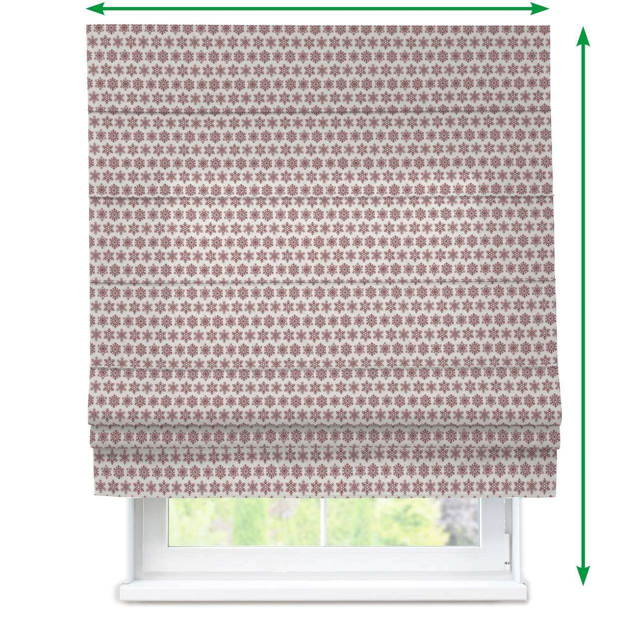 Padva roman blind  in collection Christmas , fabric: 630-22
