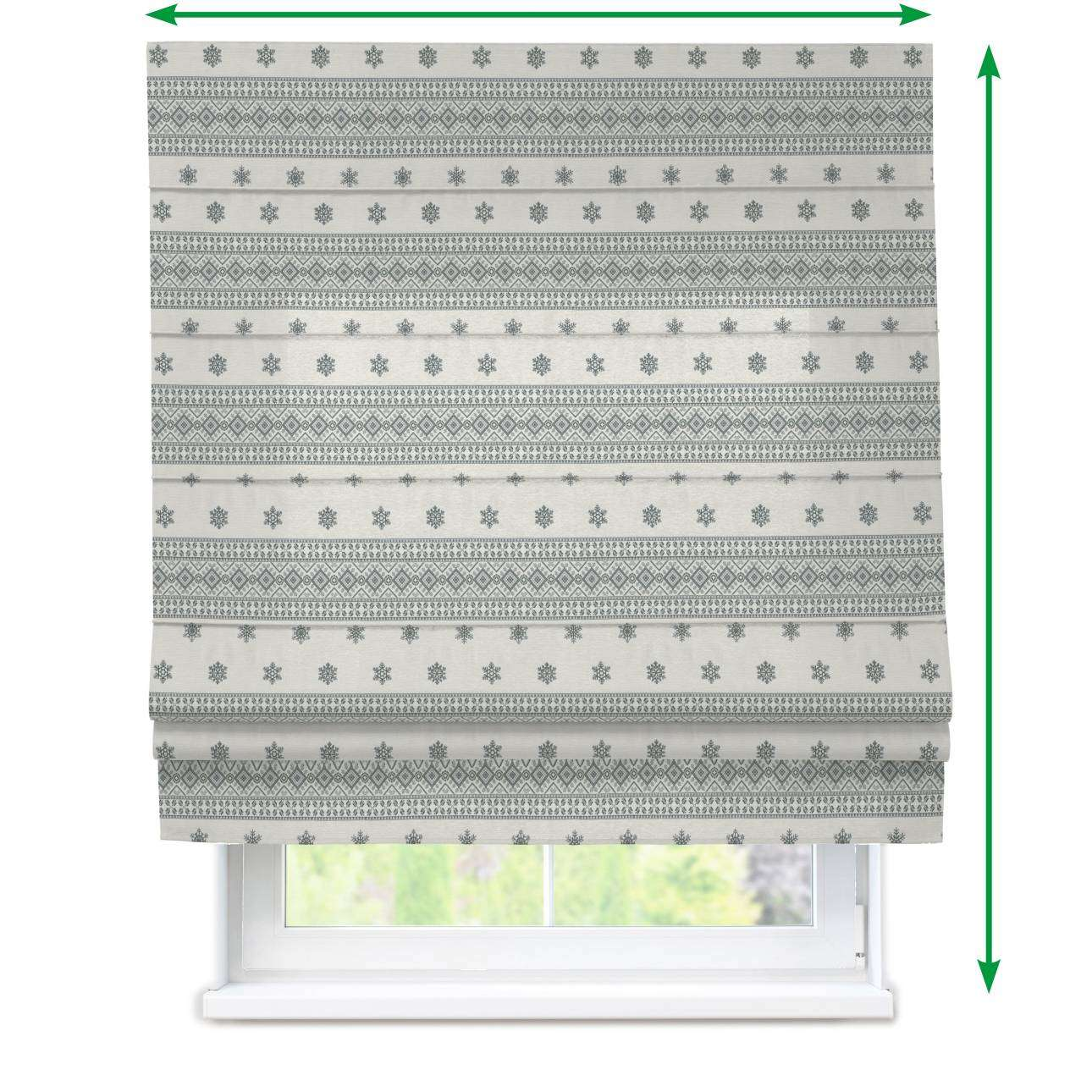 Padva roman blind  in collection Christmas , fabric: 630-25