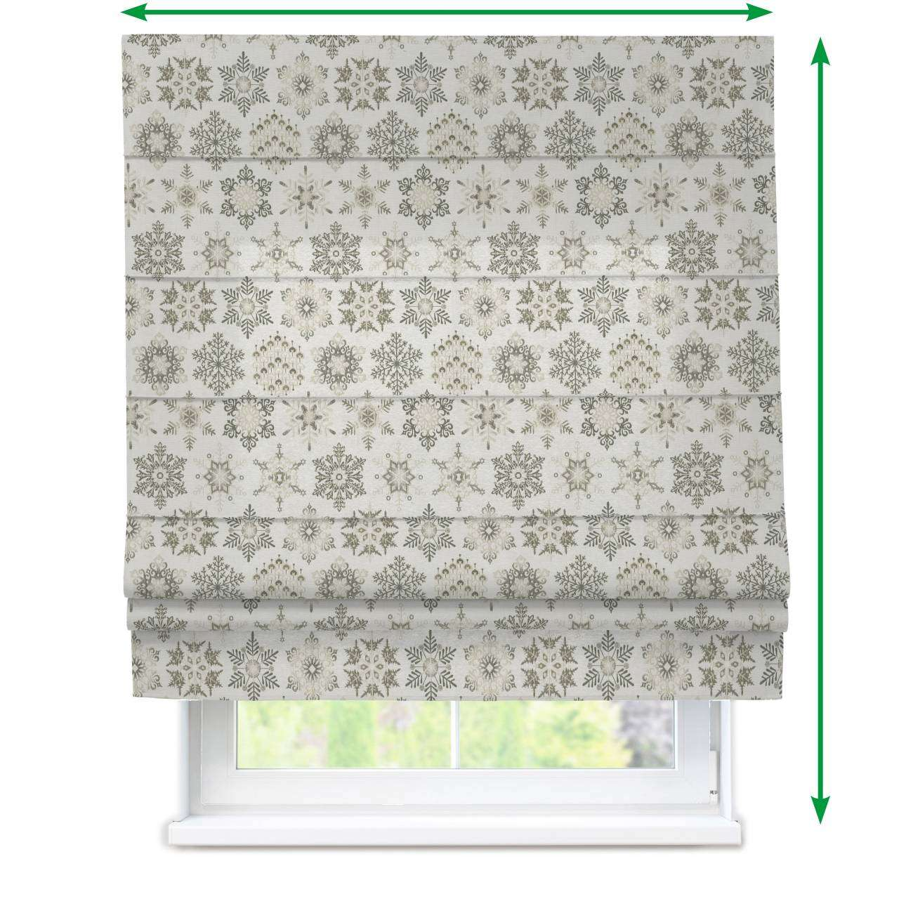 Padva roman blind  in collection Christmas , fabric: 630-27