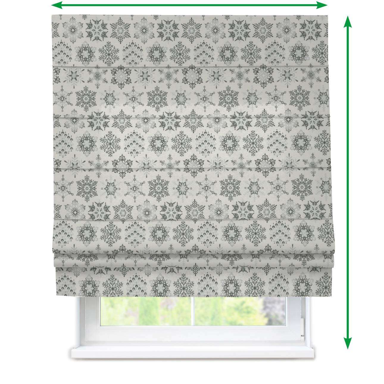 Padva roman blind  in collection Christmas , fabric: 630-29
