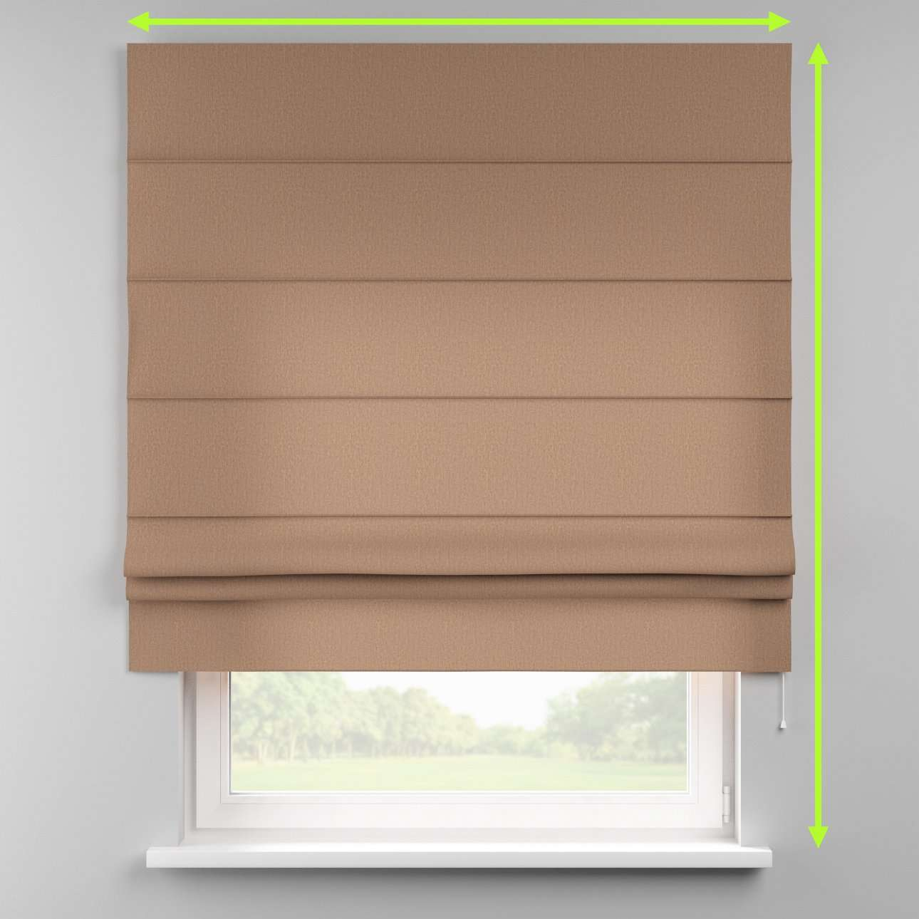 Padva roman blind  in collection Chenille, fabric: 702-21