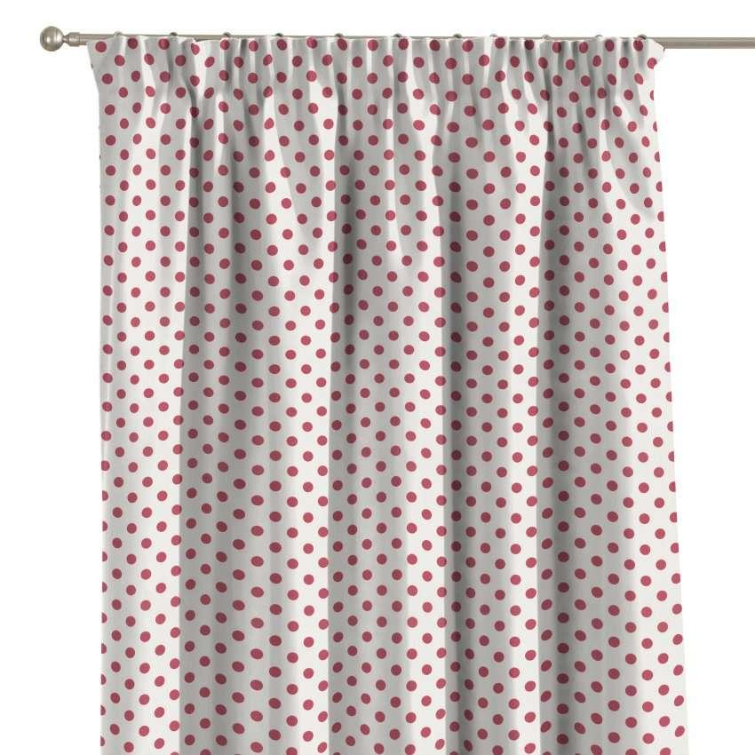 Függöny ráncolóval a kollekcióból Little World Lakástextil, Dekoranyag: 137-70