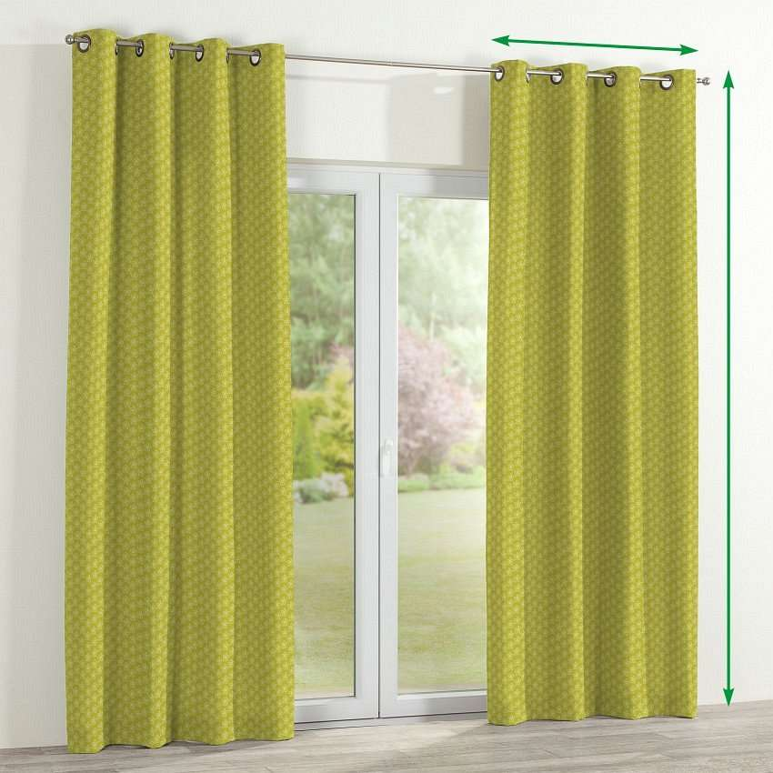 Eyelet curtains in collection SALE, fabric: 137-58