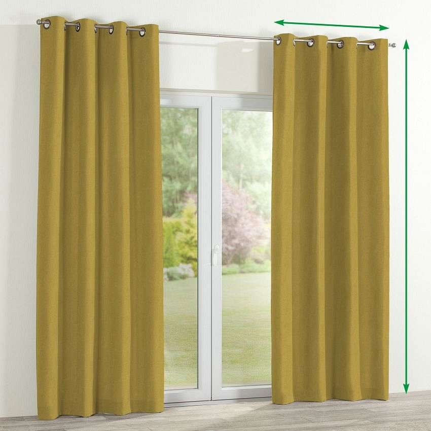 Eyelet curtain in collection Etna, fabric: 705-04