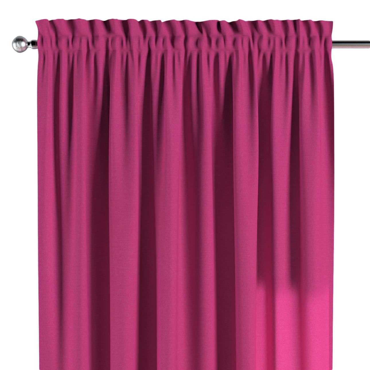 Bujtatós függöny rüssel a kollekcióból Loneta Lakástextil, Dekoranyag: 133-60