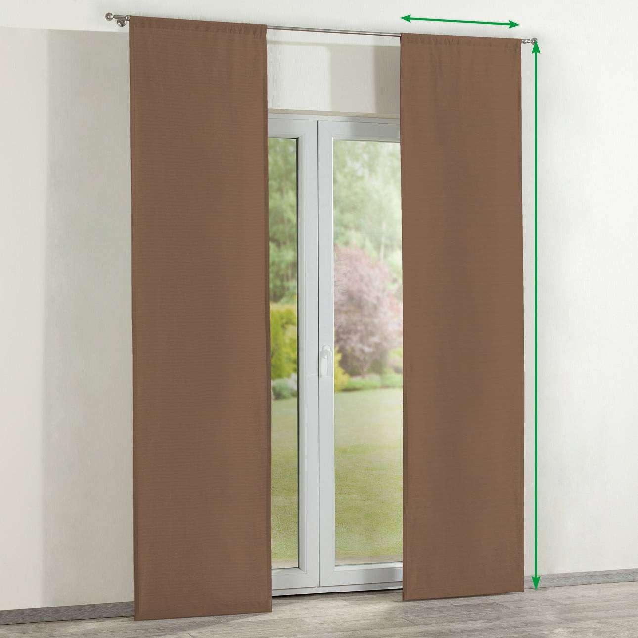 Lapfüggöny 2 darabos a kollekcióból Loneta Lakástextil, Dekoranyag: 133-09