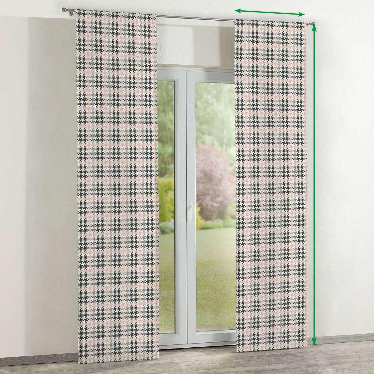 Panelové závesy 2 ks V kolekcii Výpredaj, tkanina: 137-75