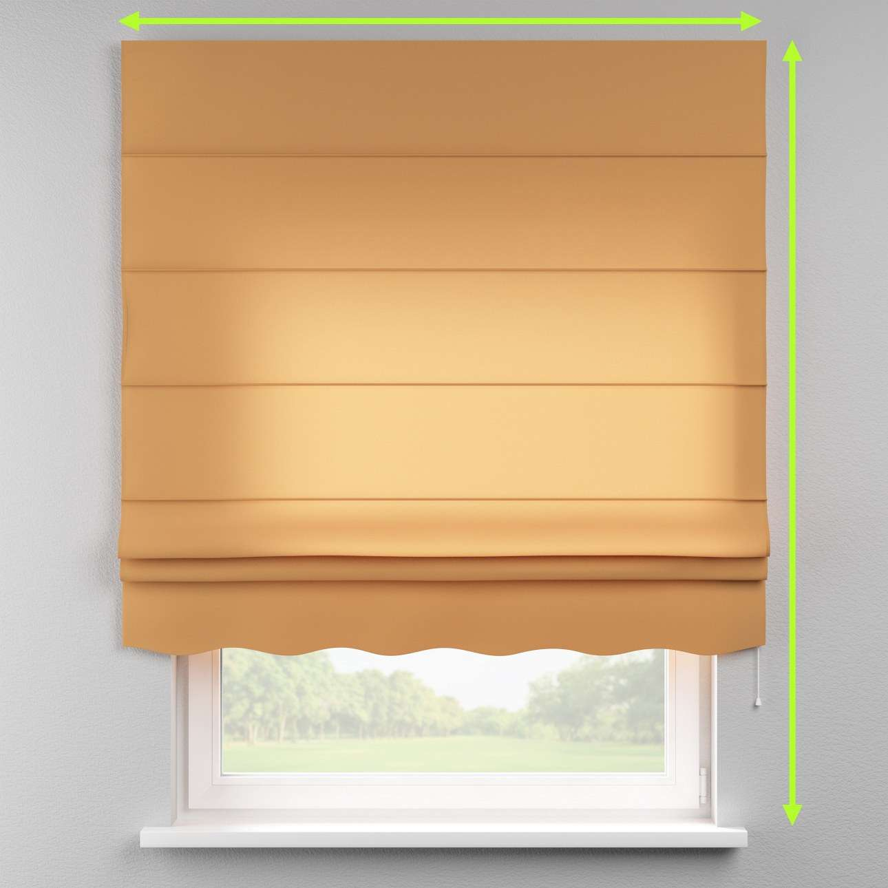 Florence roman blind  in collection Taffeta , fabric: 104-20