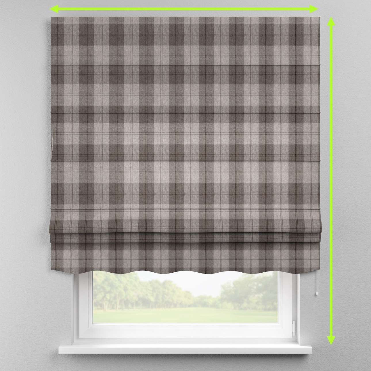 Florence roman blind  in collection Edinburgh , fabric: 115-75