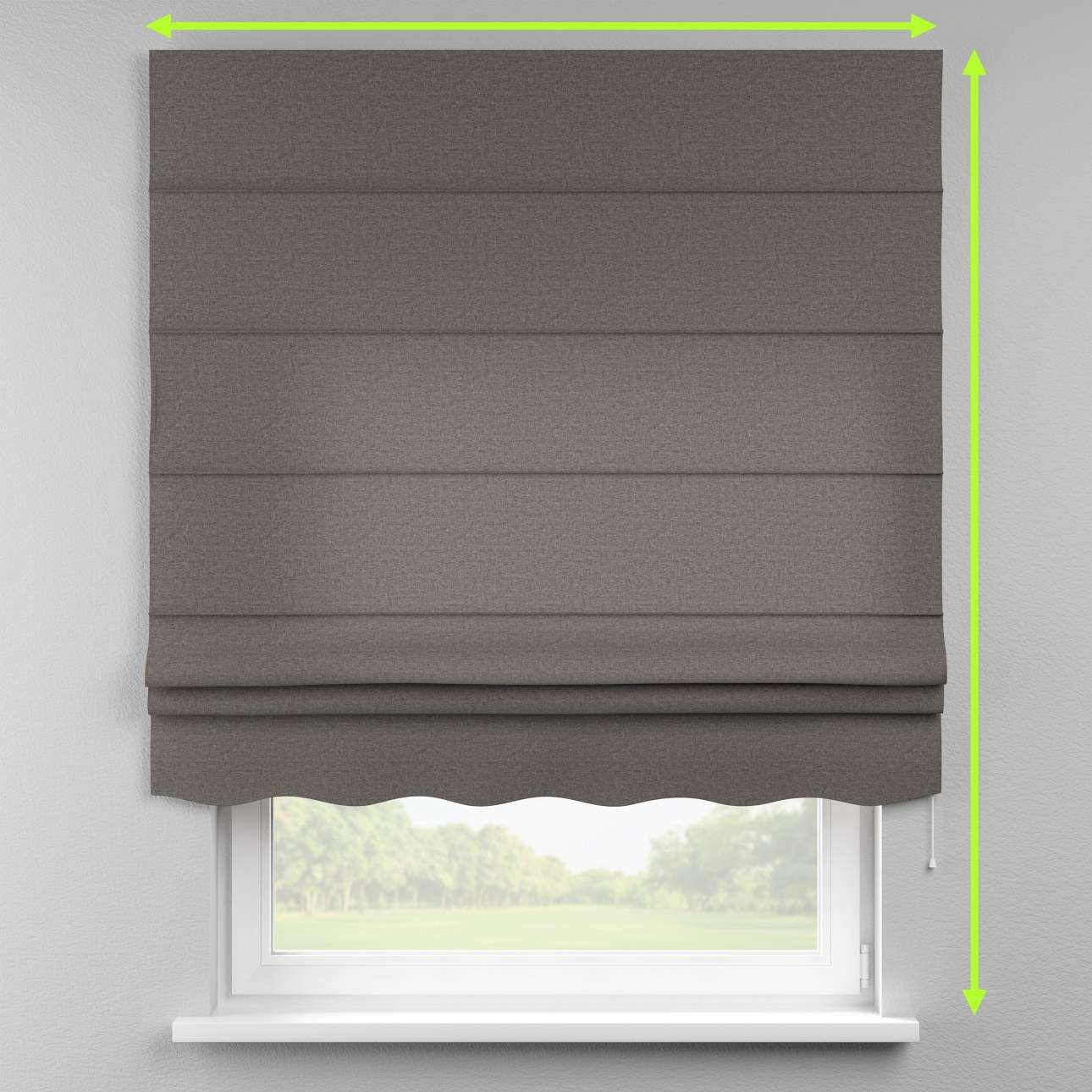 Florence roman blind  in collection Edinburgh, fabric: 115-77