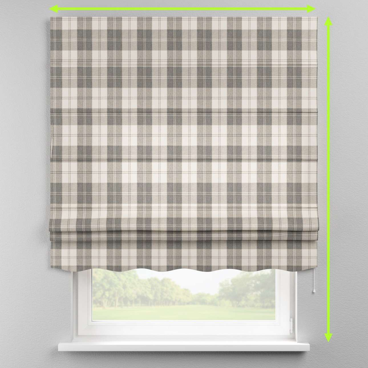 Florence roman blind  in collection Edinburgh , fabric: 115-79