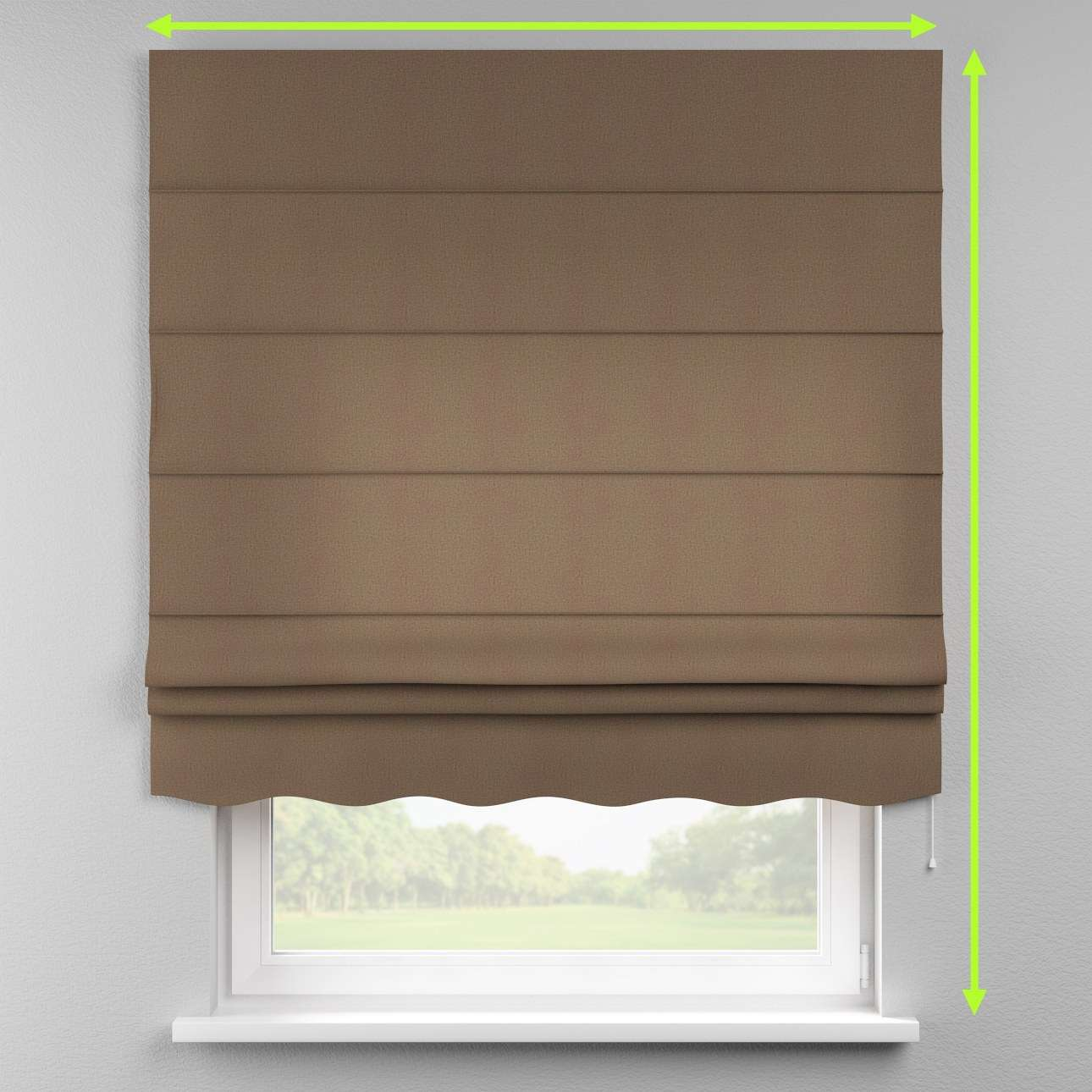Florence roman blind  in collection Edinburgh , fabric: 115-85