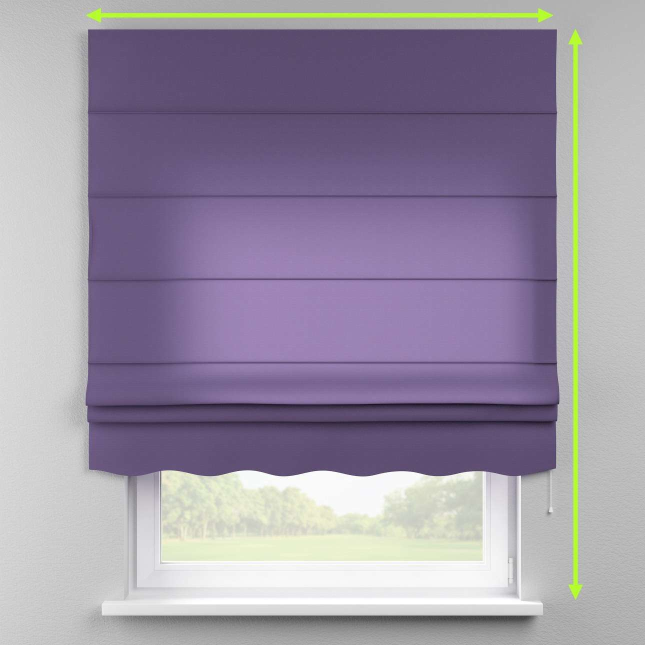 Florence roman blind  in collection Jupiter, fabric: 127-75