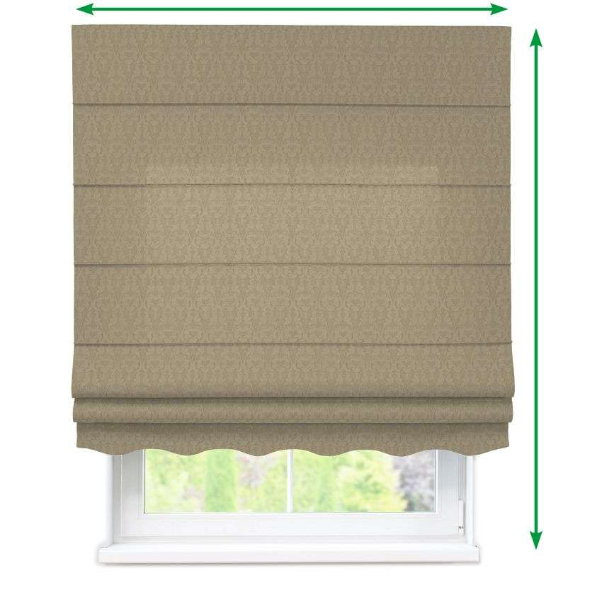 Florence roman blind  in collection Victoria, fabric: 130-03