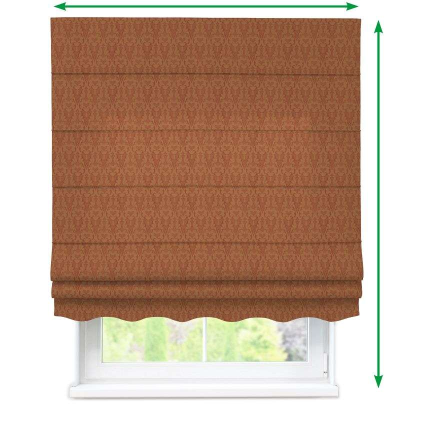 Florence roman blind  in collection Victoria, fabric: 130-06