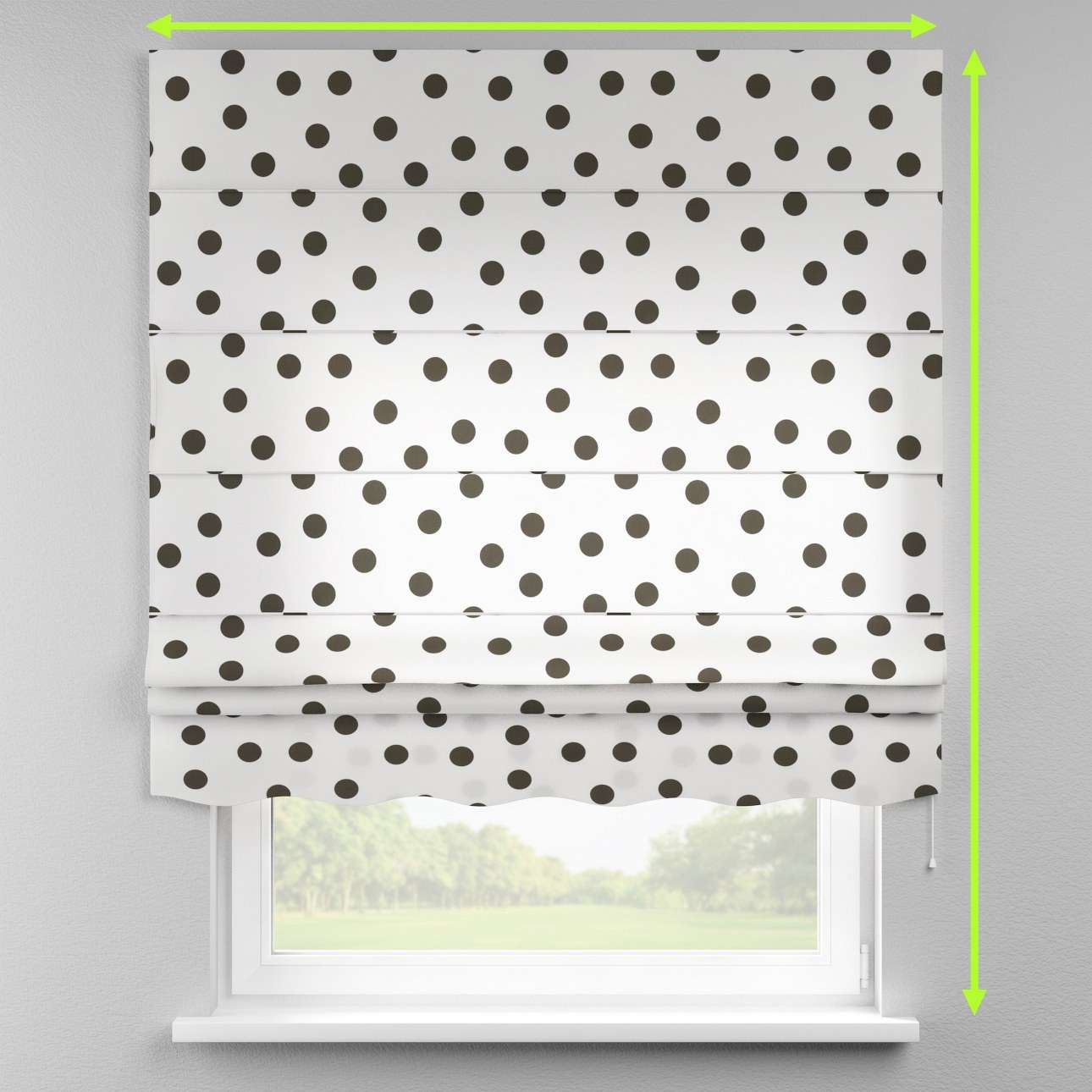 Florence roman blind  in collection Comic Book & Geo Prints, fabric: 135-13