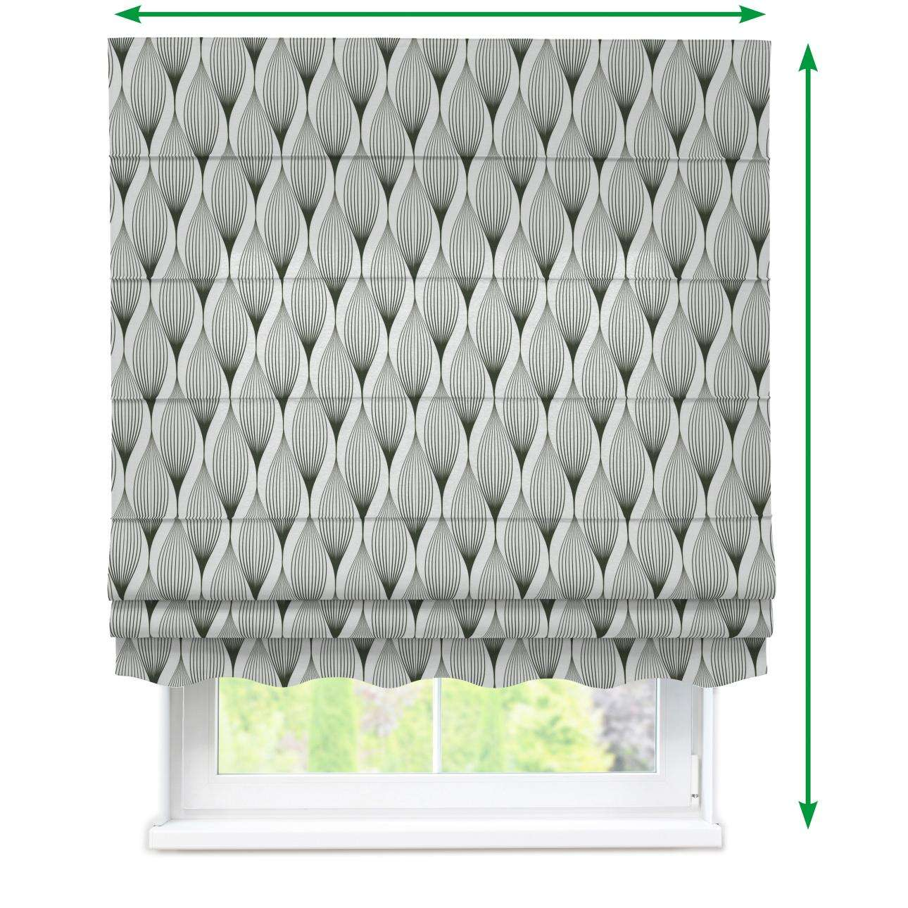 Florence roman blind  in collection Comic Book & Geo Prints, fabric: 135-21