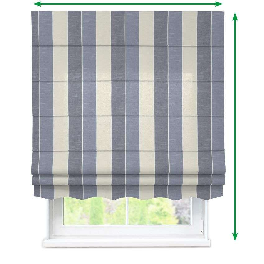 Florence roman blind  in collection Cardiff, fabric: 136-27