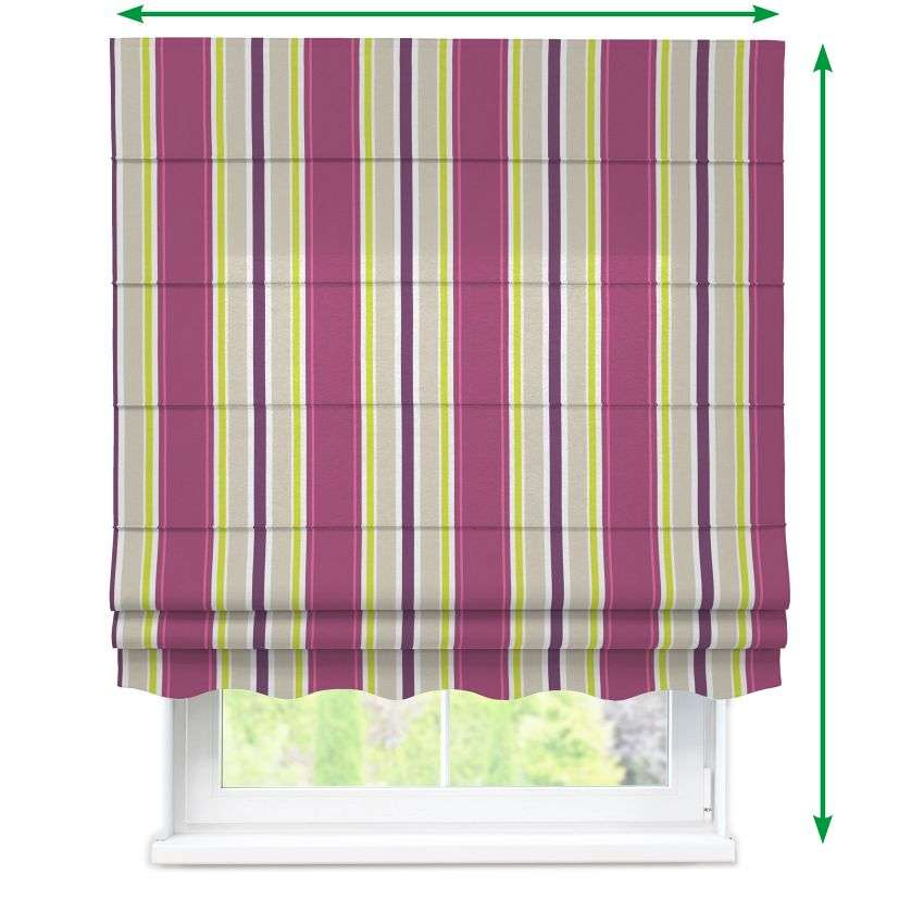 Florence roman blind  in collection Fleur , fabric: 137-22