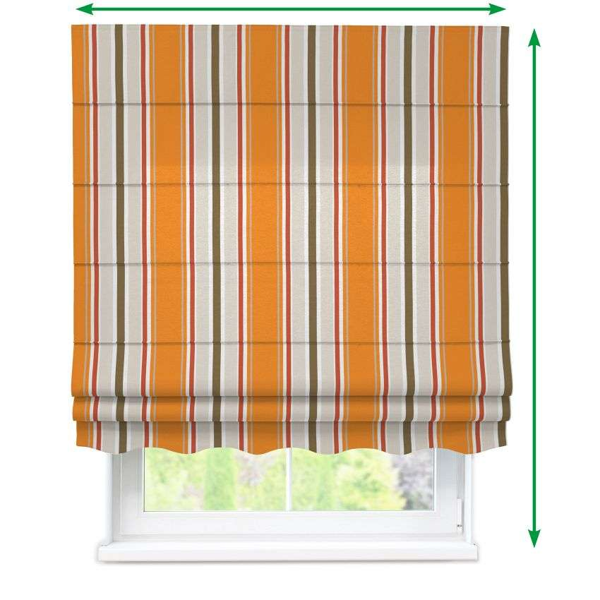 Florence roman blind  in collection Fleur , fabric: 137-25