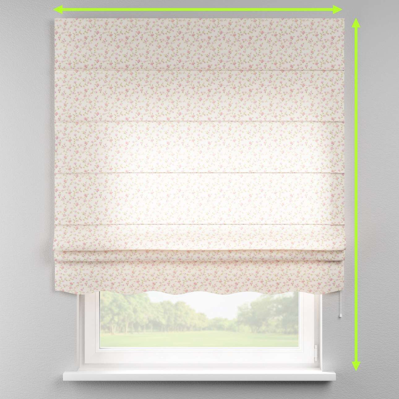Florence roman blind  in collection Ashley, fabric: 137-45