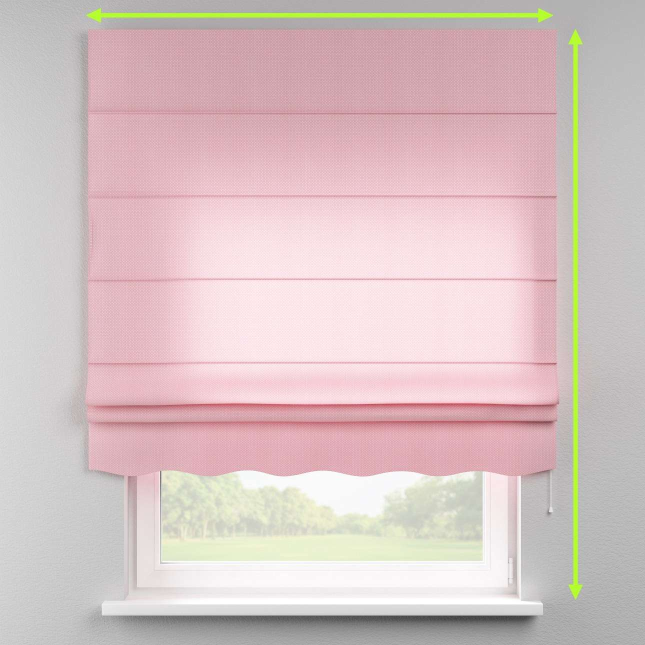 Florence roman blind  in collection Ashley, fabric: 137-46