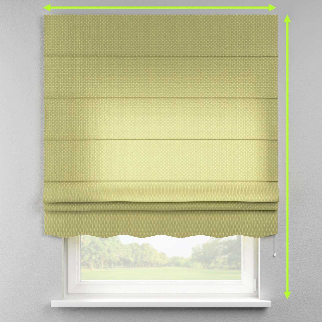 Florence roman blind  in collection Ashley, fabric: 137-51