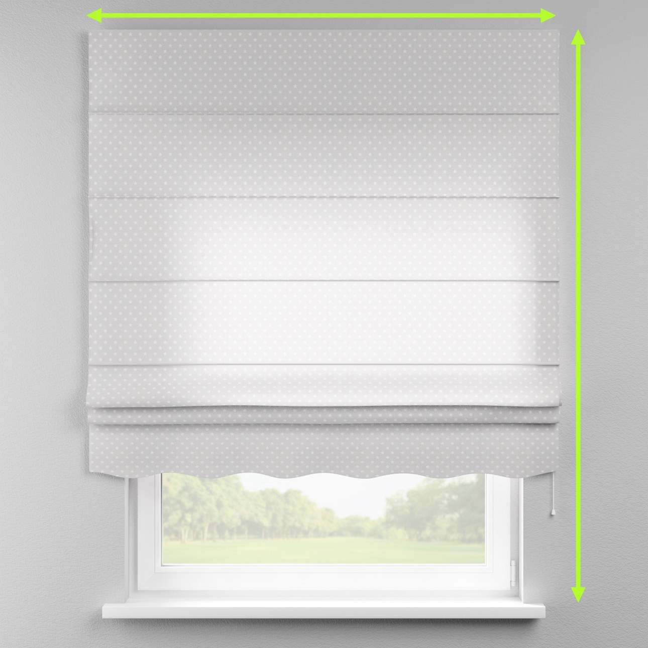 Florence roman blind  in collection Ashley, fabric: 137-67