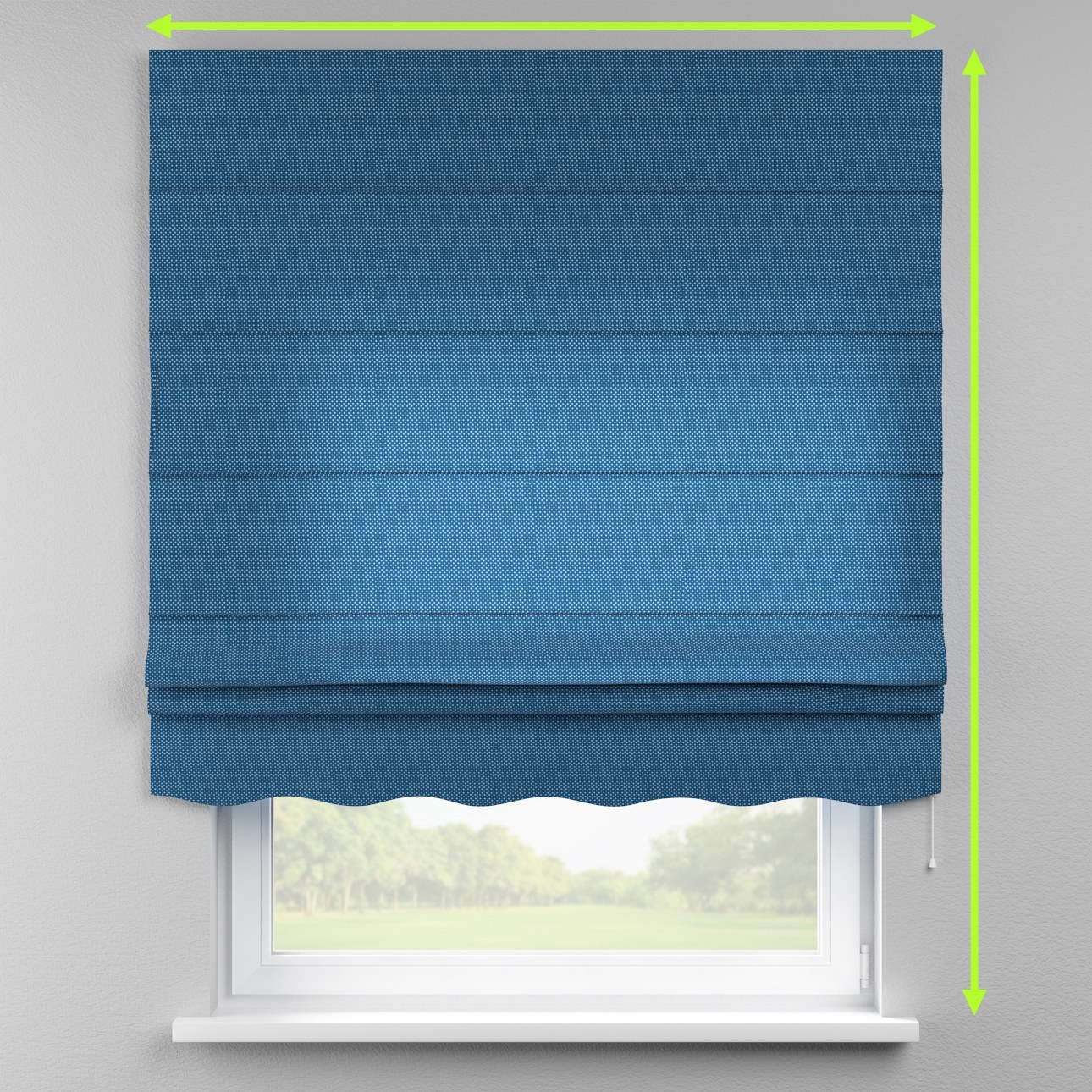 Florence roman blind  in collection Ashley, fabric: 137-73