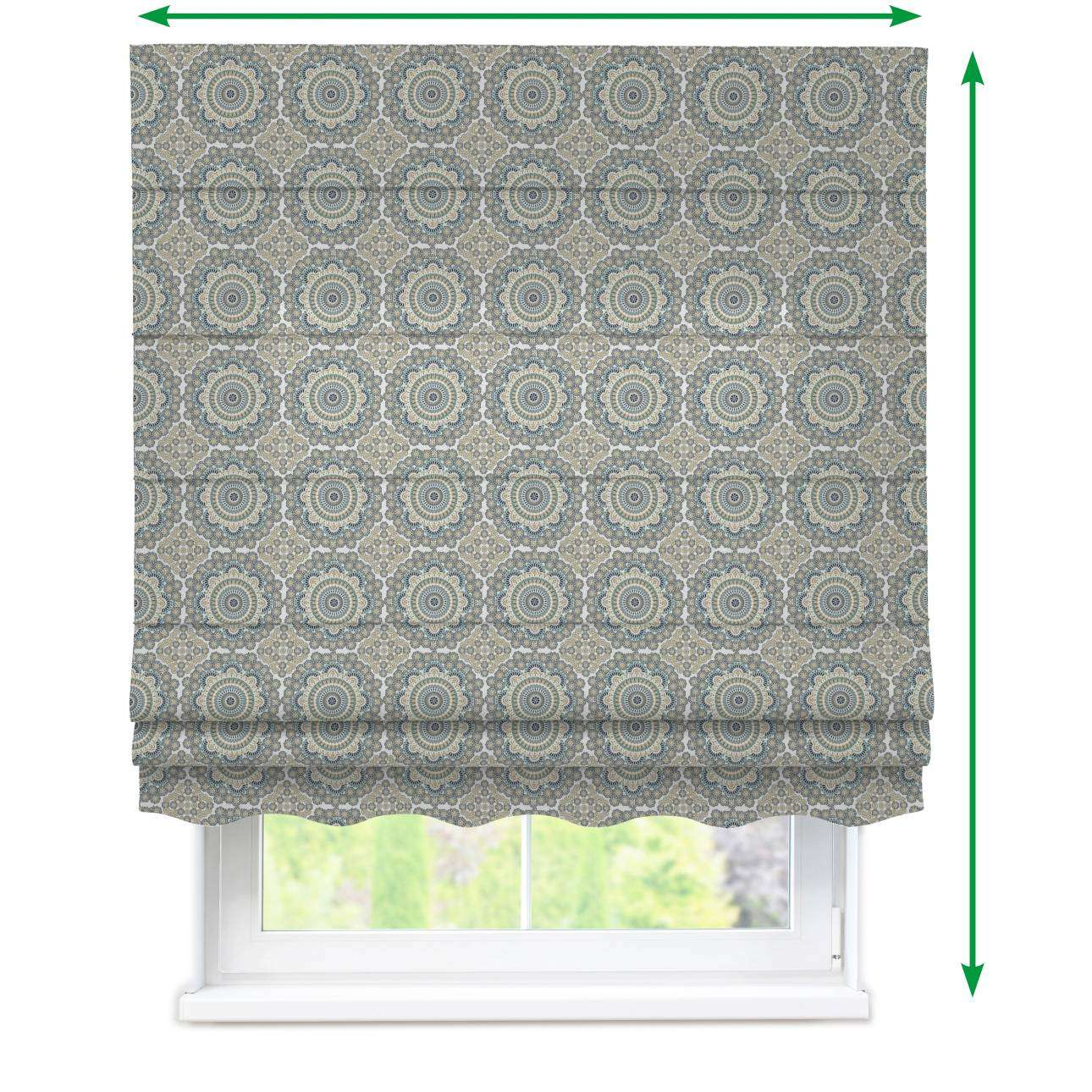 Florence roman blind  in collection Comic Book & Geo Prints, fabric: 137-84