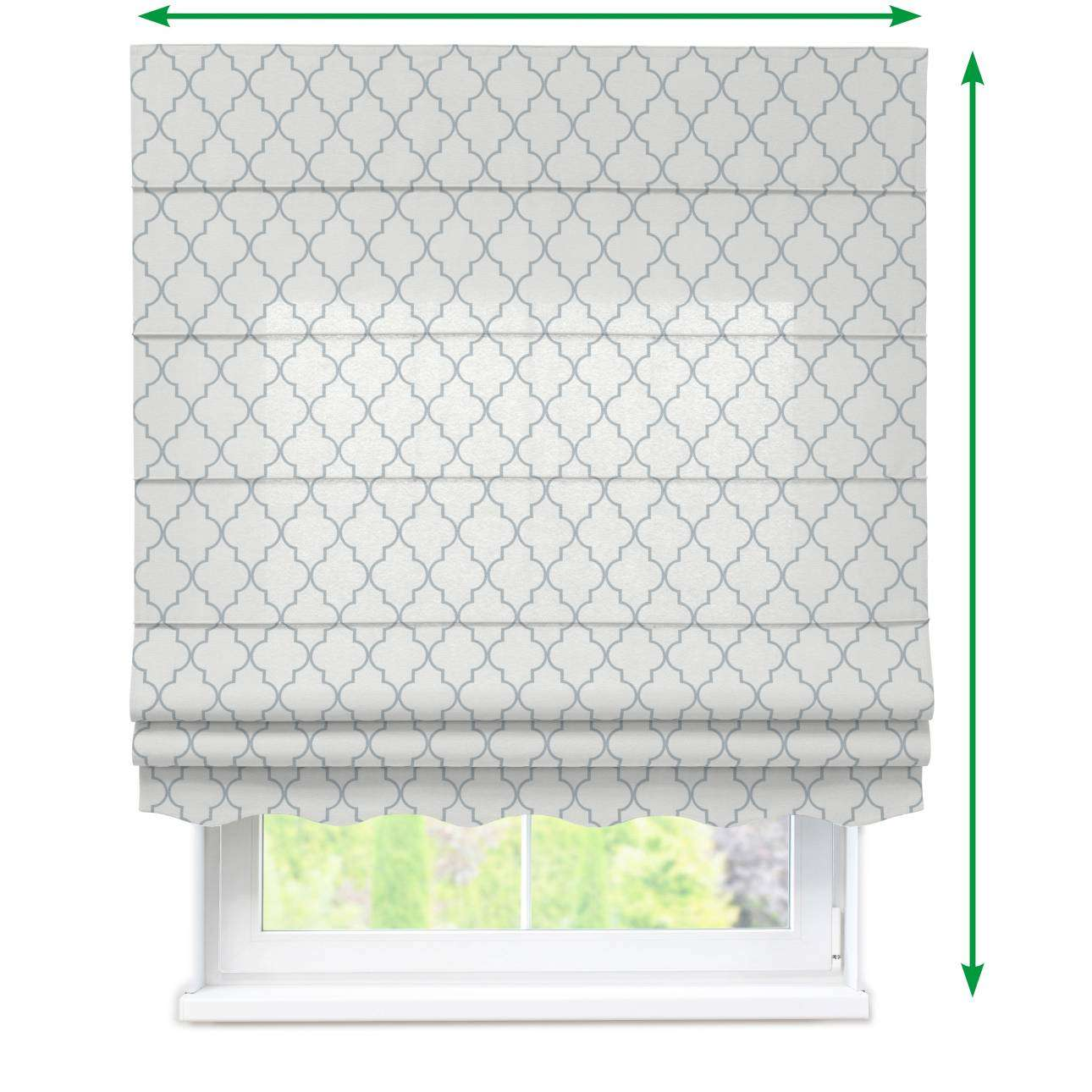 Florence roman blind  in collection Comic Book & Geo Prints, fabric: 137-85