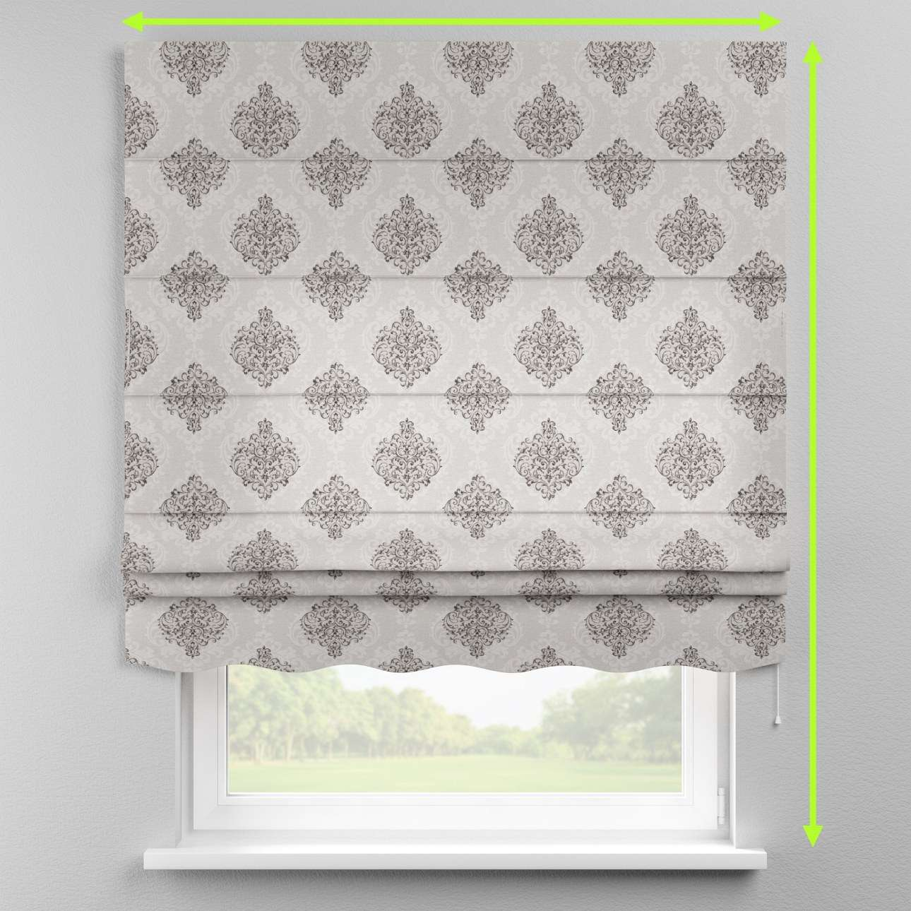 Florence roman blind  in collection Rustica, fabric: 138-16