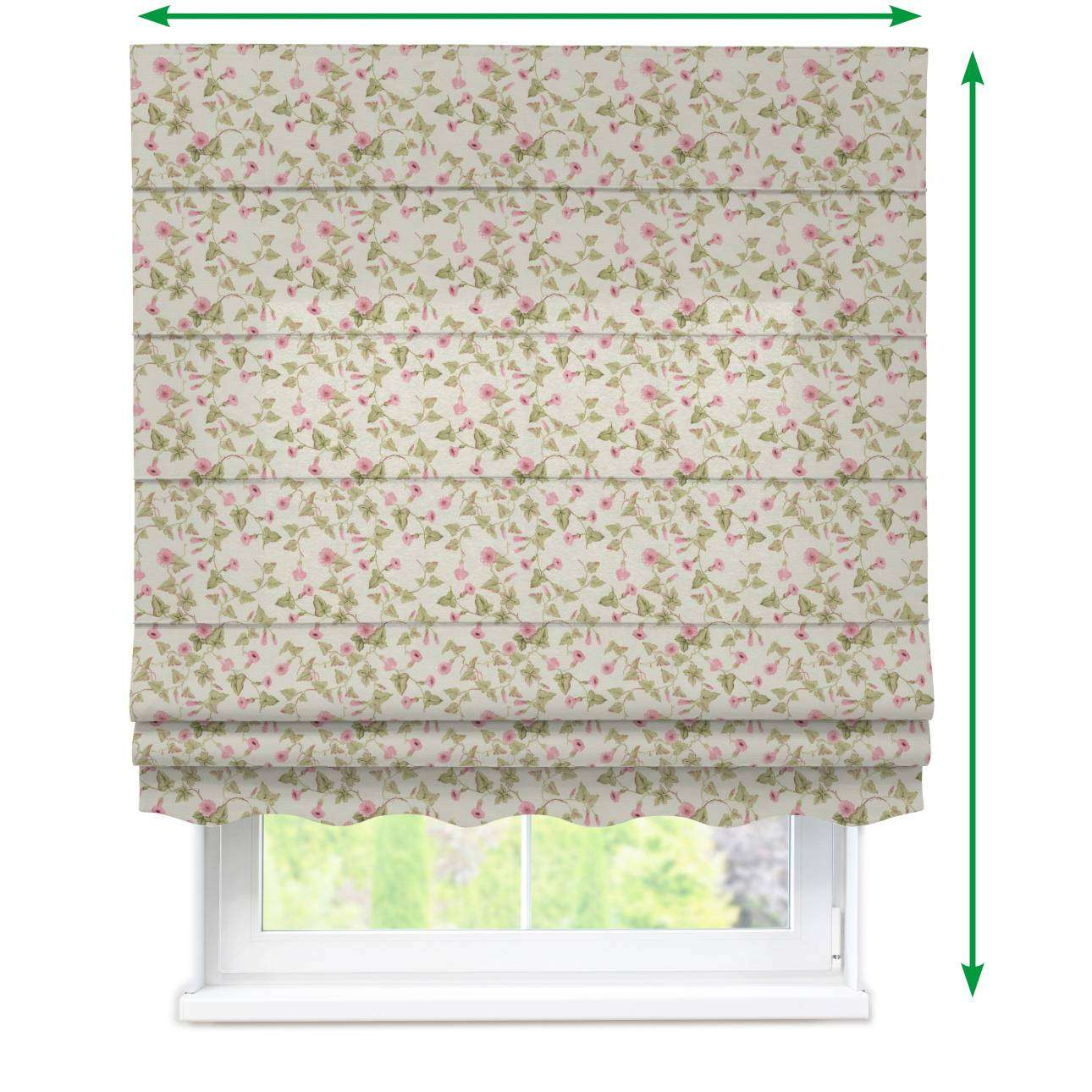 Florence roman blind  in collection Mirella, fabric: 140-41