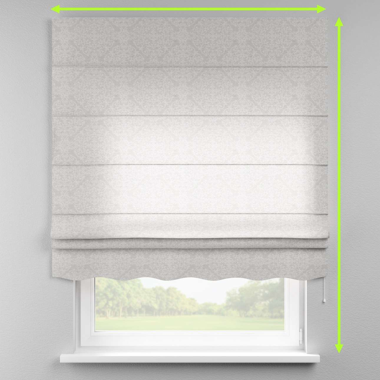 Florence roman blind  in collection Venice, fabric: 140-49
