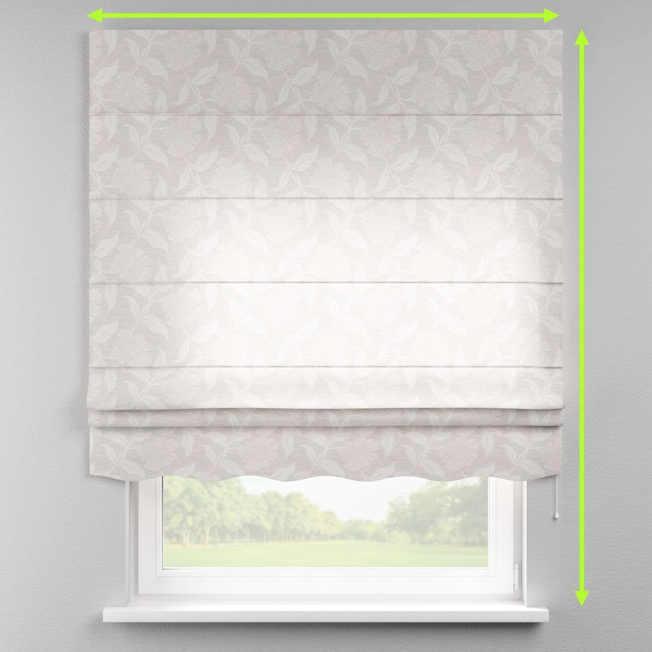 Florence roman blind  in collection Venice, fabric: 140-51