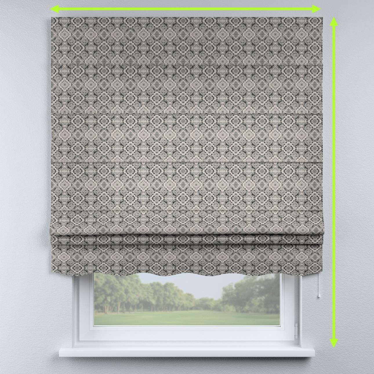 Florence roman blind  in collection Comic Book & Geo Prints, fabric: 141-18