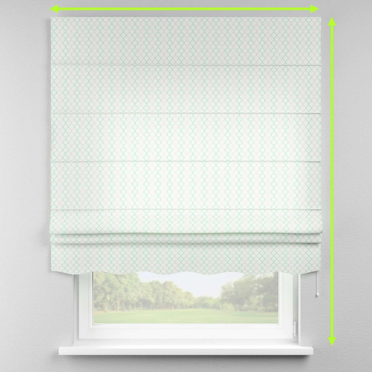 Florence roman blind  in collection Geometric, fabric: 141-47