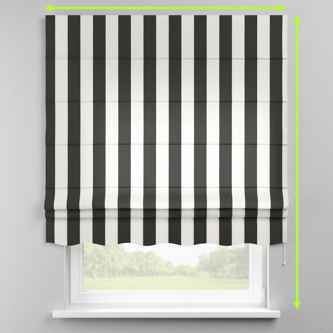Florence roman blind  in collection Comics/Geometrical, fabric: 137-53