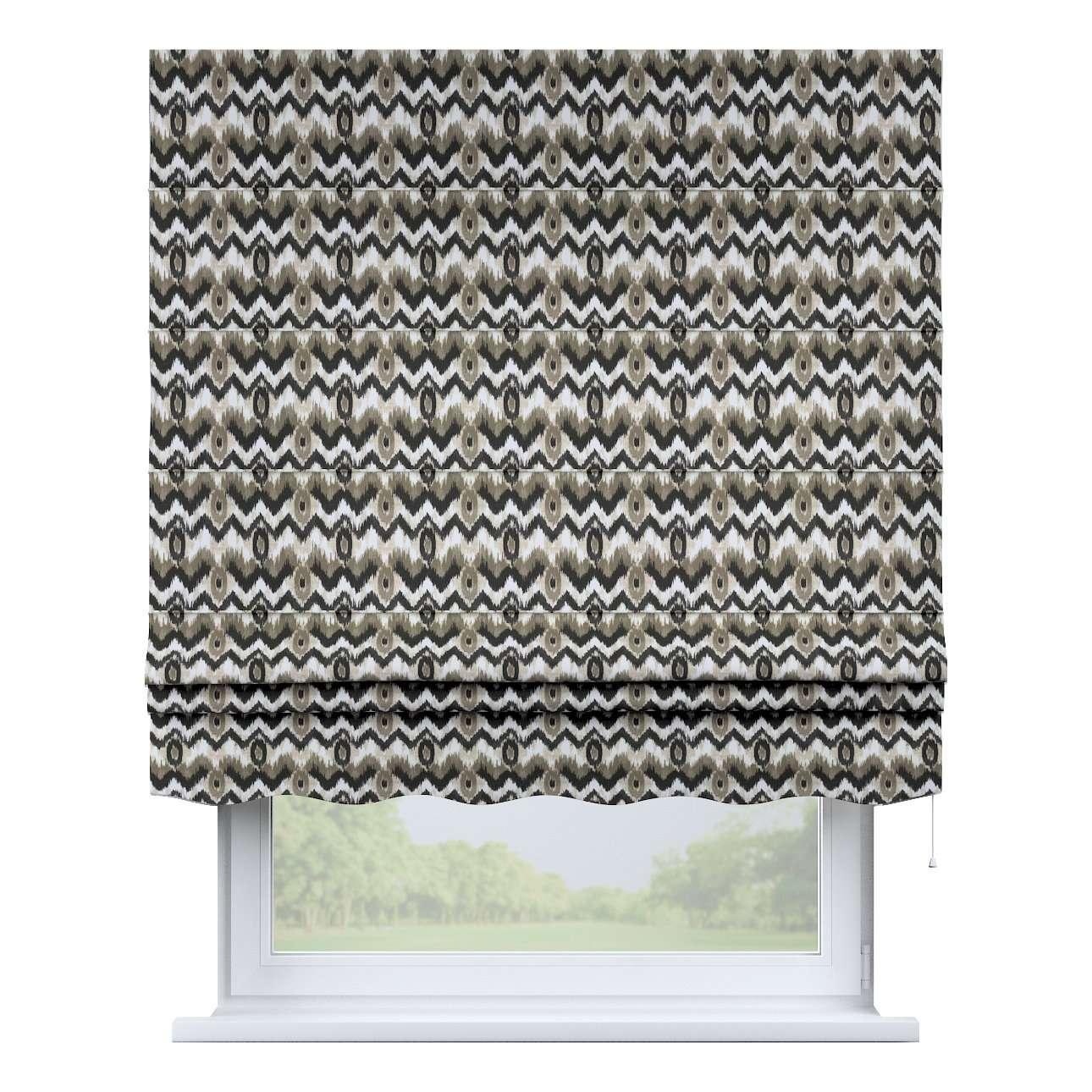 Laskosverho Firenze<br/>Aaltoilevalla helmalla mallistosta Modern, Kangas: 141-88